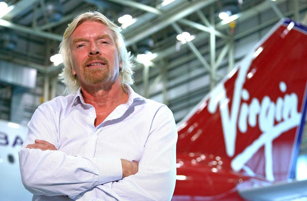 VIRGIN: rivoluzione aziendale Richard Branson per i dipendenti