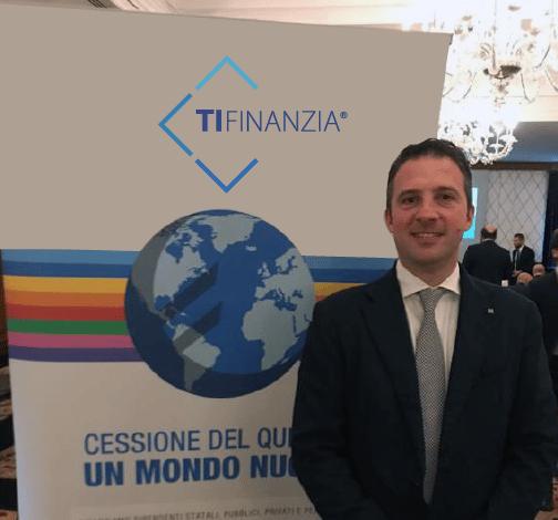 Alessandro Sartoretto, amministratore delegato della Tifinanzia