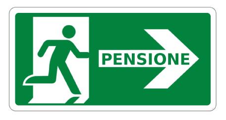 PENSIONI: tanti dipendenti escono dal lavoro prima dei 67 anni